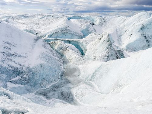 Greenland could lose more ice this century than it has in 12,000 years