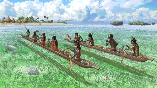 Invaders nearly wiped out Caribbean's first people long before Spanish came, DNA reveals