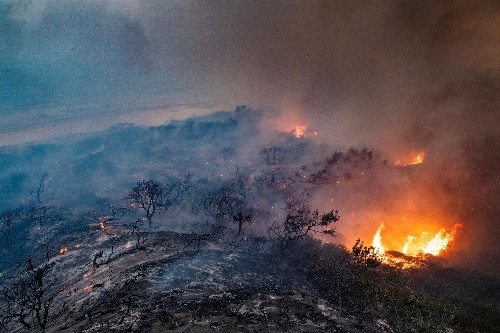 Another Australian wildfire ignites—in one of its most unique ecosystems