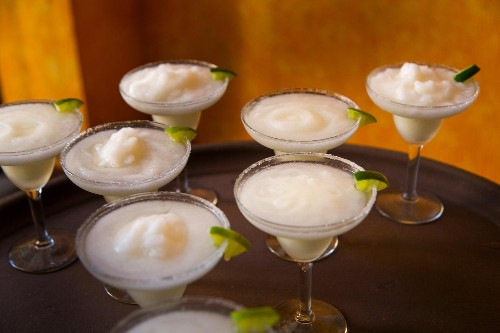 The Thirst-Quenching History of the Margarita