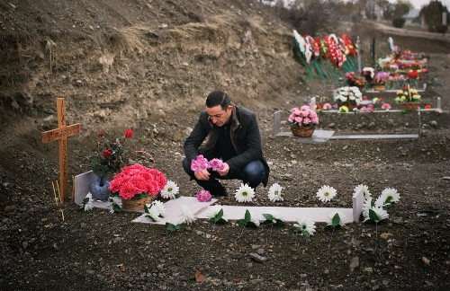 In Nagorno-Karabakh, people grapple with war's aftermath and COVID-19