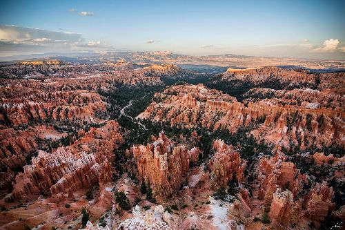 Hike through 500 million years in U.S. national parks
