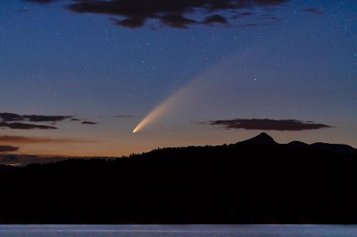 One of the brightest comets in decades is passing Earth. Here's how to see it.