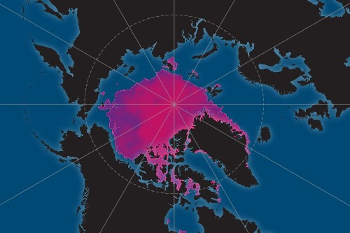 Arctic summer sea ice could disappear as early as 2035