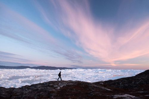 Here's wow people live in some of the coldest places on earth