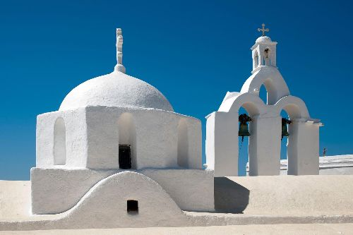 Visit the islands where most Greek marble statues were made