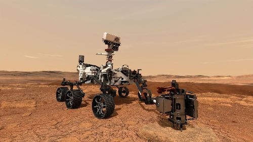 NASA's newest Mars rover begins its journey to hunt for alien life