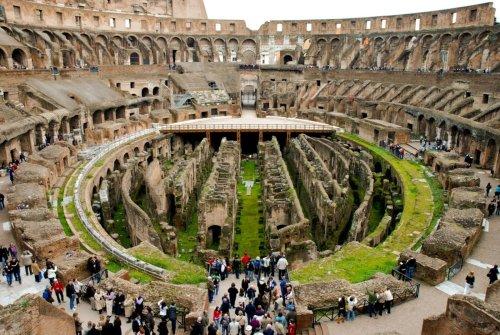 Bohnen und Asche: Die Ernährung der Gladiatoren