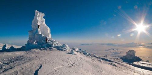 """""""Der Mount Erebus ist ein einzigartiger Vulkan"""" I National Geographic"""