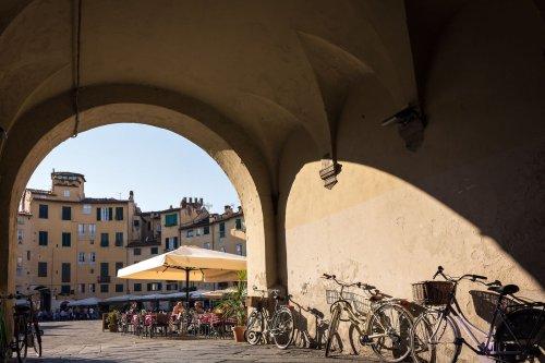 Lucca: Heimlicher Star der Toskana