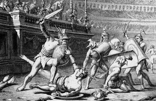 London im Römischen Reich: Fossile Schädel erzählen Geschichte der Gewalt