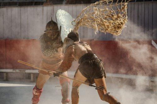 Gladiatoren im alten Rom