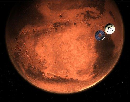 Sigue el aterrizaje del róver Perseverance de la NASA en Marte
