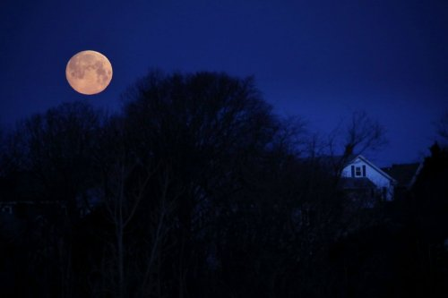 Cómo ver el eclipse lunar y la «superluna de las flores»