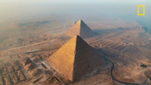 Les chiffres affolants de la pyramide de Khéops