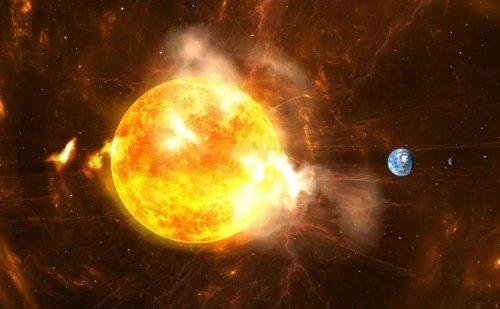 Et si la plus grande tempête solaire jamais enregistrée était à venir ?