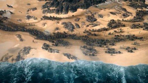 Comment expliquer scientifiquement la traversée de la mer Rouge par Moïse ?