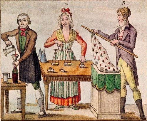 Le système métrique, fruit de la révolution française