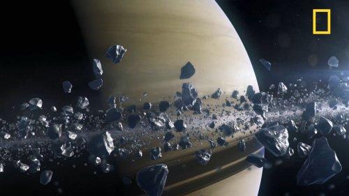 Que verrait-on si on plongeait au cœur de Saturne ?