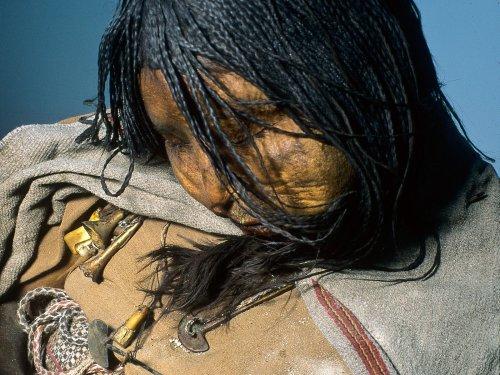 Les enfants incas étaient drogués avant d'être sacrifiés