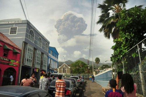 Éruption en Guadeloupe : l'imprévisible Soufrière