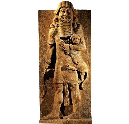 """La """"tablette de Gilgamesh"""", joyau de la littérature mésopotamienne, a été rendue à l'Irak"""
