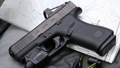 The Glock G43X Was Good Enough for a General