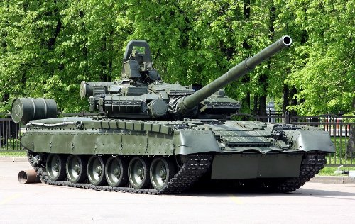 Russian Soldiers Paid Dearly for Fighting With the T-80 Tank