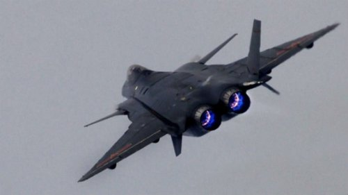 China's J-20 Stealth Fighter Can't Beat an F-35—and Here's Why