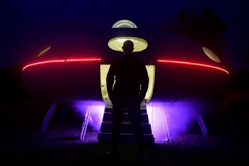 The Pentagon's Report Cleared Up Absolutely Nothing About UFOs