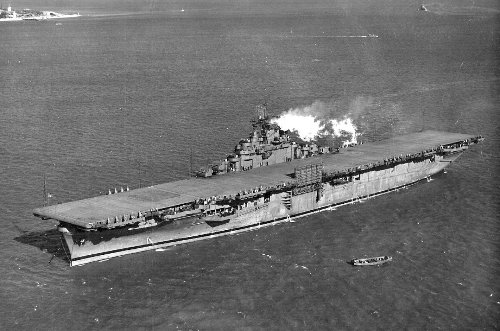 Study This Photo: This Aircraft Carrier Made America a Superpower
