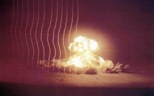 China's Nuclear Tests Might Have Killed Hundreds of Thousands