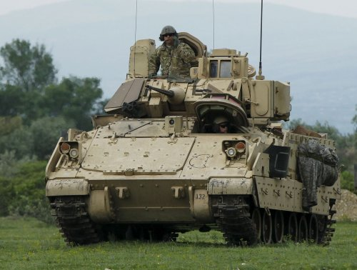 The Army Wants to Use 3D Printing to Make Titanium-Armored Tanks and Vehicles