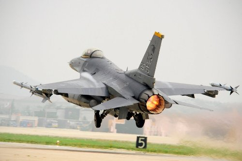 This F-16 Fighter Has a Secret Weapon You Can't See