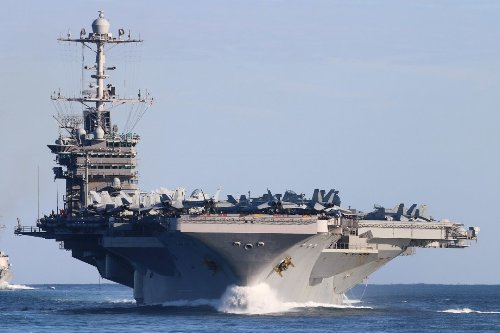 5 Ways North Korea Would Try to Kill an Aircraft Carrier