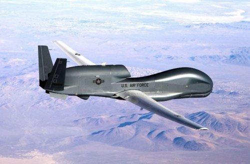 The Air Force's Global Hawk Drone Will Still Keep an Eye on Afghanistan