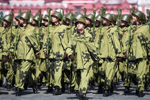 Russia Has 150,000 Troops Ready to Go to War in Ukraine. Or Not?
