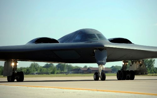 China and Russia's Worst Nightmare: The B-2 Bomber Is Getting an Upgrade