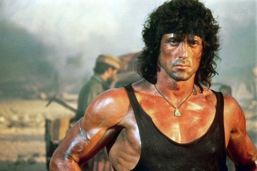 Forget Rambo: Meet the Insane Guns of Sylvester Stallone