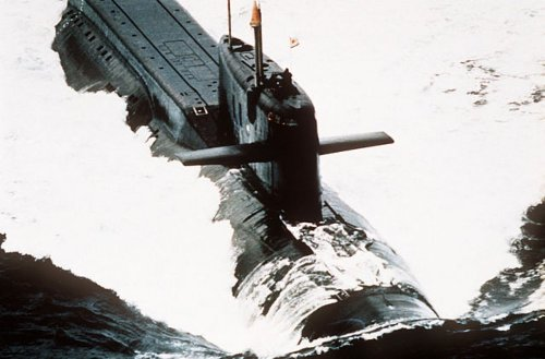 A Freak Accident Turned a Russian Submarine Into a Mini Chernobyl