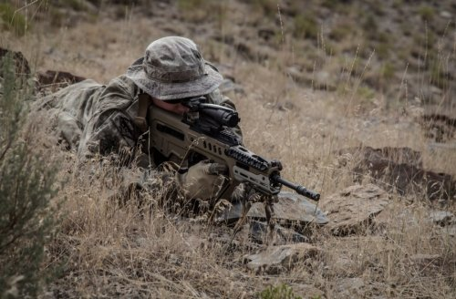 Tavor Assault Rifle: Israel's Assault Rifle Is the Envy of the World