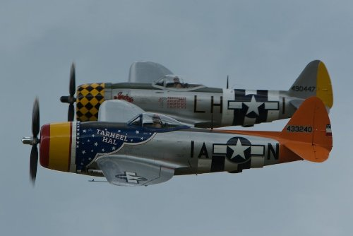 P-47 Thunderbolt: The Best Weapon of World War II? You Decide.