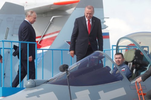 Turkey Looking to Buy Russian Aircraft if U.S. Deal Falls Through