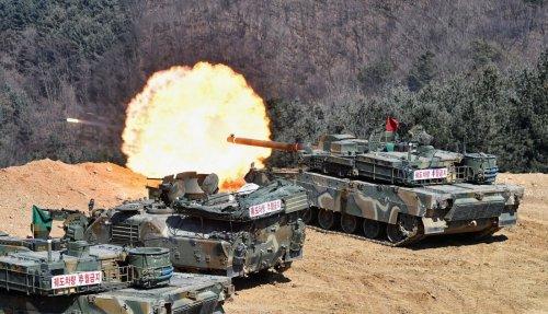 South Korea vs. North Korea: Who Has the More Powerful Military?