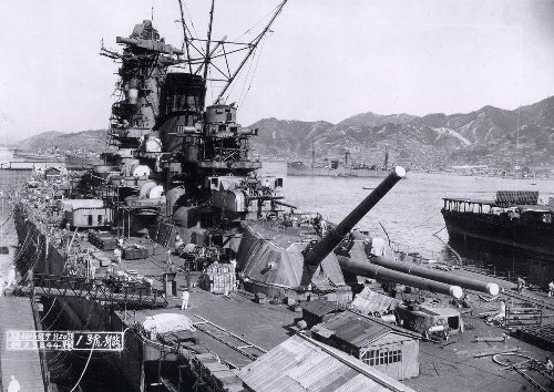 This Battleship Committed What Might Be the Most Tragic Suicide Ever