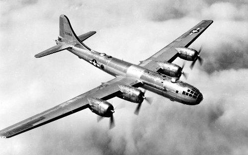 How America Built Its Massive Fleet of B-29 Superfortress Bombers