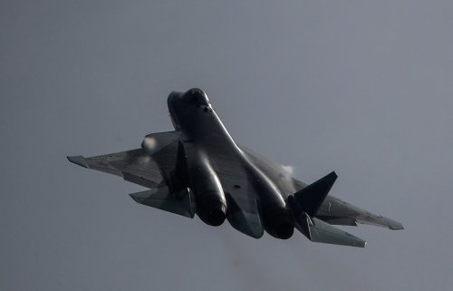 Why is Russia Making Its Stealth Su-57 Fighter Unmanned?