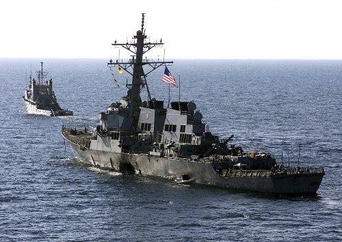 Get Ready for Nautical Kamikazes!