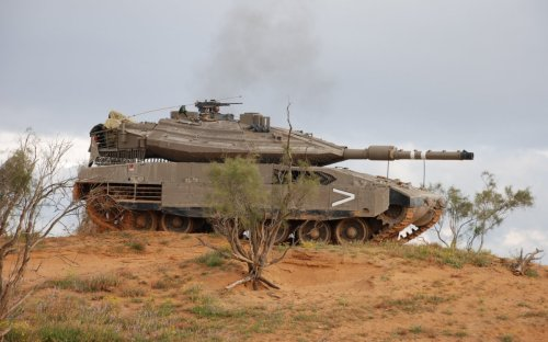 Why Does Israel's Merkava Tank Have Such a Strange Layout?
