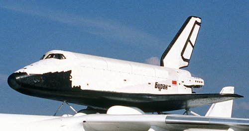 Russia Tried to Build a Space Shuttle. It Failed in Epic Fashion.